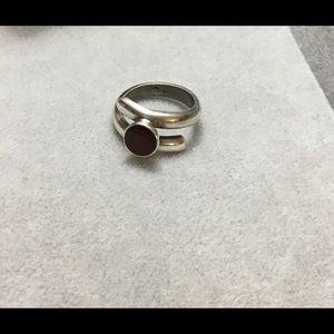 Vintage Sterling Ring Size 7
